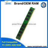 Ecc 8bits van de Garantie 1333MHz van het leven niet Memoria RAM DDR3 4GB