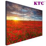 55 стена дюйма 3.5mm LG LCD видео- с узким шатоном