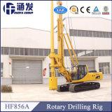 Hf856A Equipement de forage rotatif hydraulique, pour Bridge Road Building 56m Profondeur