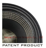 """نيوديميوم مغنطيس سائقة, 12 """" [550و] [وووفر], 3 """" صوت ملف, خاصّة براءة اختراع ورقة مخروط, مجهار محترف, [غو-1209نا]"""