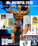 315-37-7 Fat Burning Bulking Cycle Steroids Enzima de testosterona em pó
