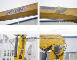 3 Tonnen Mannschafts-Fahrerhaus Isuzu 3t doppelter Fahrerhaus-LKW eingehangene Kran-Preis-