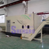 Metallausschnitt-horizontale Brikettieren-Presse