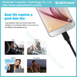 Cable de carga rápido del USB de los datos de la nueva llegada para el cargador de Samsung