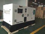 1500rpm 1800rpm meno generatore diesel insonorizzato silenzioso elettrico del consumo di combustibile