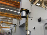 Macchina piegatubi idraulica del piatto d'acciaio di sincronizzazione meccanica Wc67y-100X5000