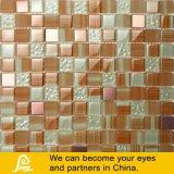 mattonelle di mosaico di vetro di verniciatura di 23*23mm per la decorazione della parete