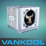 Fabbrica evaporativa del dispositivo di raffreddamento di aria per scarico evaporativo industriale del lato del dispositivo di raffreddamento di aria