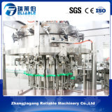 Machine de remplissage carbonatée automatique de boisson de boissons de petite bouteille