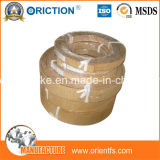 Guarnición de freno del torno de la alta calidad en rodillo