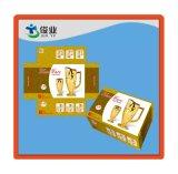 Farbenreiches Drucken-gewölbter Papierkasten-Zoll-verpackende Wellpappen-Kasten