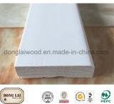 Ligne de cadre décorative de shopping en ligne bâti de moulage en bois