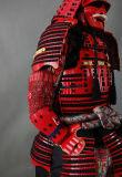 Armatura portabile di Sanada Yukimura giapponese del samurai