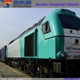 De Vrachtvervoerder van de spoorweg Van China aan Polen