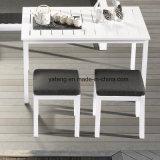 Комплект софы стороны моря новой софы мебели патио конструкции напольной алюминиевой установленный