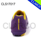 Indoor Men Sports Football Shoes com TPR Sole