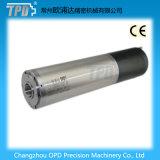 Wassergekühlte ATC CNC-Fräser-Spindel 7.5kw mit Werkzeughalter Bt30 für das Stein-und Metallschnitzen