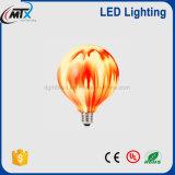 El producto más nuevo del diseño del LED del filamento de la venta caliente decorativa del bulbo 2017