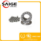Bola de acero inoxidable caliente del producto químico G100 de las ventas 6m m