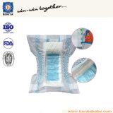 極度の柔らかく、通気性の熱い販売の使い捨て可能な赤ん坊のおむつ