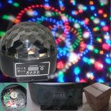 6X1w Bal van de Disco van de Spiegel van het LEIDENE Effect van het Stadium de Lichte