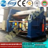 세륨 승인되는 CNC 격판덮개 벤더 회전 기계 Mclw12xnc-40*3000