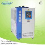 Refrigeratore di acqua raffreddato aria di industria per la macchina dell'iniezione
