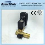 Válvula de desagüe del solenoide de la alta calidad