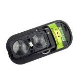 국외 안전 보장 경보 센서 2개의 광속 적외선 둘레