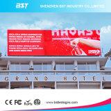 P10 impermeable a todo color al aire libre pantalla LED de publicidad