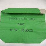 Compuesto férrico Verde 5605 para pintura, revestimiento, resistencia a la abrasión del piso