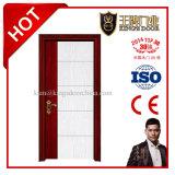 Le double coloré conçoivent à affleurement des portes de bois de construction pour le bureau