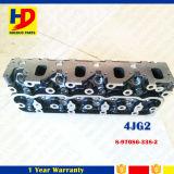 Cabeça de cilindro 4jg2 do motor (8-97086-338-2) para as peças do diesel de Isuzu
