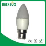 lampadine della candela di 3W 4W 5W 6W SMD2835 C37 LED