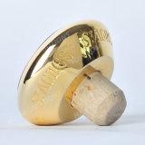 صنع وفقا لطلب الزّبون مستديرة معدن [بوتّل كب] لأنّ ويسكي ([هج-مكجم02])