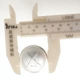 Кнопка хвостовика воинского металла кнопки хвостовика металла латунная для формы