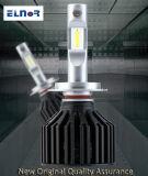 Jogo do bulbo do farol do diodo emissor de luz para o carro H1 H4 H7 H8 H11 9005 iluminação automotriz de 9006 faróis do diodo emissor de luz