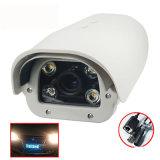 2.0MP CCTVシステムが付いているVari焦点2.8-12mm IRの防水弾丸IPの監視カメラ