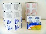 Papier de papier d'aluminium d'usage médical pour des tiges d'alcool