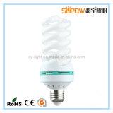Pleine lampe d'économie d'énergie de la spirale 30W T4 ESL/CFL