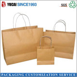 2016 Hot Sale Kraft Paper Bag for Shopping