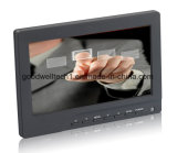"""400CD/M2 монитор касания LCD яркости 7 """" с VGA, HDMI"""