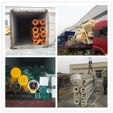 Preço de tratamento por lotes concreto móvel elevado da planta de Yhzs50 China Effiency no estoque