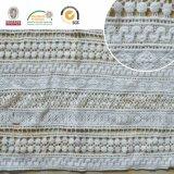 Chemische Spitze mit Qualität für HauptTextitles &Women Kleid E10004