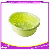 O molde de lavagem vegetal plástico da cesta faz em China