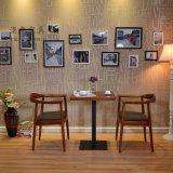 [نورديك] تصميم أثاث لازم خشبيّة [سليد ووود] يتعشّى كرسي تثبيت