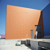Constructions de mémoire préfabriquées de structure métallique
