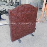 Monumento rosso imperiale indiano del granito