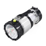 6+1의 LED 야영 태양 램프 태양 손전등 야영 손전등 9599