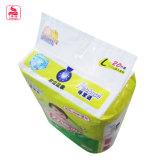 Tecido respirável seco e confortável da exportação da fábrica de Shee Shee do bebê